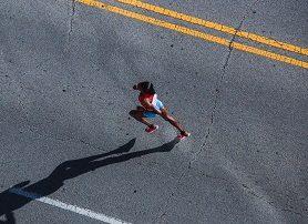how running marathon like career management