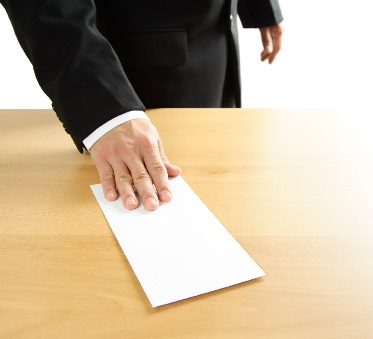 4 Don'Ts In Your Resignation Letter - Wolfgang Career Counseling