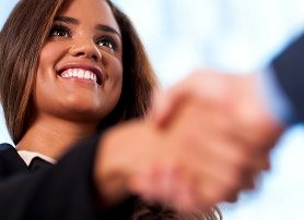 how to be confident in job search